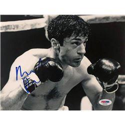 "Robert De Niro Signed ""Raging Bull"" 8x10 Photo (PSA COA)"