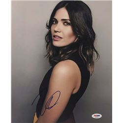 Mandy Moore Signed 11x14 Photo (PSA COA)