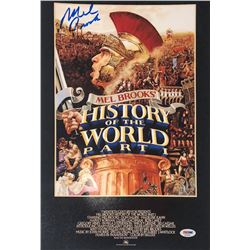 "Mel Brooks Signed ""History of the World, Part I"" 11x17 Photo (PSA COA)"