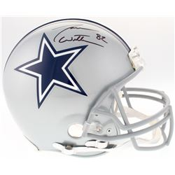Jason Witten Signed Cowboys Authentic On-Field Full-Size Helmet (JSA COA  Witten Hologram)
