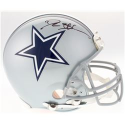 Deion Sanders Signed Cowboys Authentic On-Field Full-Size Helmet (JSA COA)