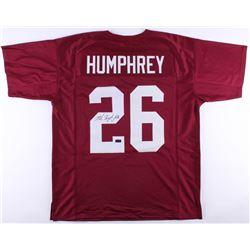 Marlon Humphrey Signed Jersey (Radtke COA)