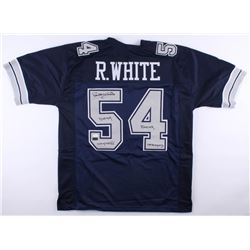 Randy White Signed Jersey with (4) Career Stat Inscriptions (Radtke COA  JSA COA)