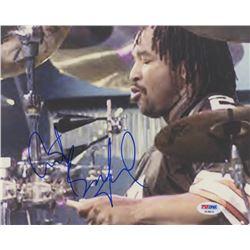 "Carter Beauford Signed ""Dave Matthews Band"" 8x10 Photo (PSA COA)"