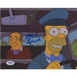 "Mel Brooks Signed ""The Simpsons"" 8x10 Photo (PSA COA)"