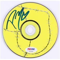 """Post Malone Signed """"Beerbongs  Bentleys"""" CD Album (PSA COA)"""