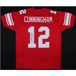 Randall Cunningham Signed Jersey (JSA COA)