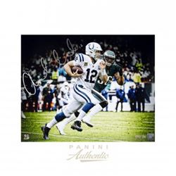 """Andrew Luck Signed Colts """"Scramble"""" 16x20 Limited Edition Photo (Panini COA)"""