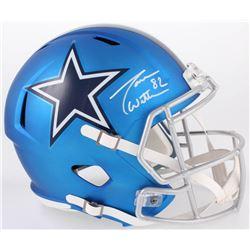 Jason Witten Signed Cowboys Full-Size Blaze Speed Helmet (JSA COA  Witten Hologram)