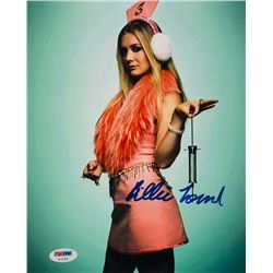 Billie Catherine Lourd Signed 8x10 Photo (PSA COA)