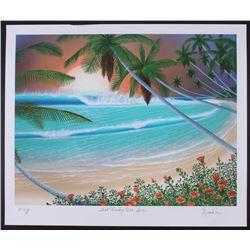 """Dan Mackin - """"That Lucky Old Sun"""" Signed Limited Edition 20x24 Fine Art Giclee #273/275 (Mackin COA"""