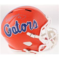 Keanu Neal Signed Florida Gators Full-Size Speed Helmet (Radtke COA)