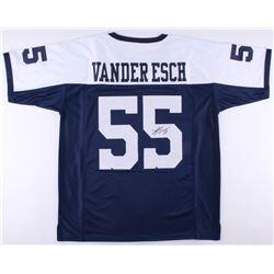 Leighton Vander Esch Signed Jersey (JSA COA)