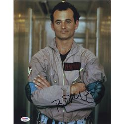 "Bill Murray Signed ""Ghostbusters"" 11x14 Photo (PSA COA)"