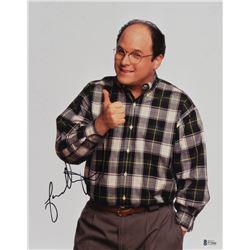 """Jason Alexander Signed """"Seinfeld"""" 11x14 Photo (Beckett COA)"""