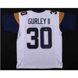 Todd Gurley II Signed Jersey (Beckett COA)