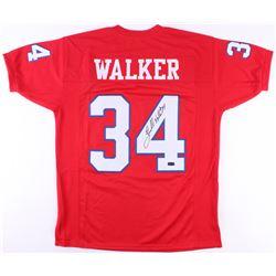 Herschel Walker Signed Jersey (Radtke COA)