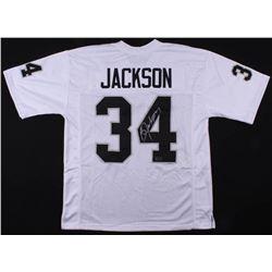Bo Jackson Signed Jersey (Radtke COA)
