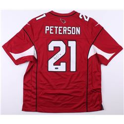 Patrick Peterson Signed Arizona Cardinals Jersey (Radtke COA)