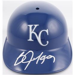 Bo Jackson Signed Kansas City Royals Full-Size Batting Helmet (Radtke COA  Jackson Hologram)