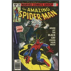 "1979 ""The Amazing Spider-Man"" Issue #194 Marvel Comic Book"