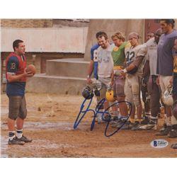 "Adam Sandler Signed ""The Longest Yard"" 8x10 Photo (Beckett COA)"