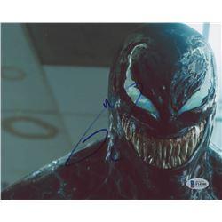 """Tom Hardy Signed """"Venom"""" 8x10 Photo (Beckett COA)"""
