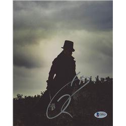 "Tom Hardy Signed ""Taboo"" 8x10 Photo (Beckett COA)"