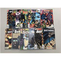 Lot of (26) 1982-2008 DC Batman Comic Books