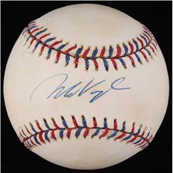 Mo Vaughn Signed 1995 All-Star Game Baseball (JSA COA)