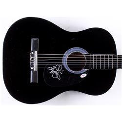 "Sturgill Simpson Signed 37"" Acoustic Guitar (PSA COA)"