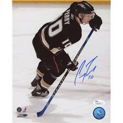 Corey Perry Signed Anaheim Ducks 8x10 Photo (JSA COA)