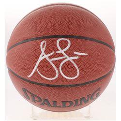 Steve Francis Signed NBA Basketball (JSA COA)