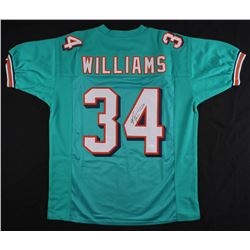 Ricky Williams Signed Jersey (JSA COA)