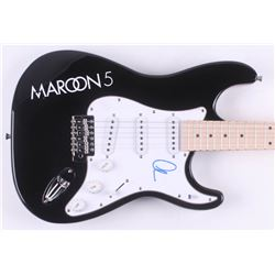 "Adam Levine Signed ""Maroon 5"" 38"" Electric Guitar (Beckett COA)"