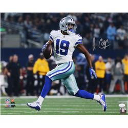 Amari Cooper Signed Dallas Cowboys 16x20 Photo (JSA COA)