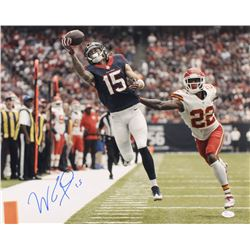 Will Fuller Signed Houston Texans 16x20 Photo (JSA COA)