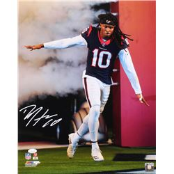 DeAndre Hopkins Signed Houston Texans 16x20 Photo (JSA Hologram)