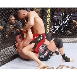 Randy Couture Signed UFC 16x20 Photo (Beckett COA)