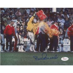 Bill Parcells Signed New York Giants 8x10 Photo (JSA COA)