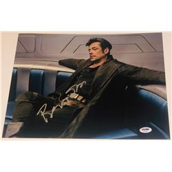 Benicio del Toro Signed 11x14 Photo (PSA COA)