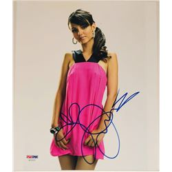 Victoria Justice Signed 8x10 Photo (PSA COA)