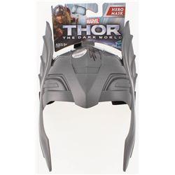 """Stan Lee Signed """"Thor"""" Marvel Mask (Lee Hologram)"""