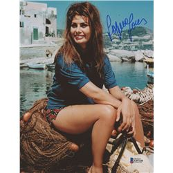Sophia Loren Signed 8x10 Photo (Beckett COA)