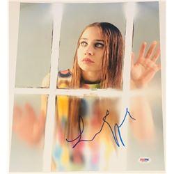 Fiona Apple Signed 11x14 Photo (PSA Hologram)