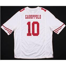 Jimmy Garoppolo Signed San Francisco 49ers Jersey (TriStar COA)