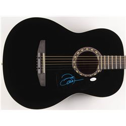 """Faith Hill Signed 38"""" Rogue Acoustic Guitar (JSA COA)"""