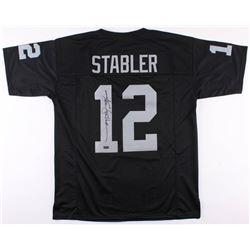 Ken Stabler Signed Jersey (Radtke COA)