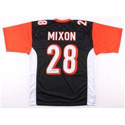 Joe Mixon Signed Jersey (JSA COA)