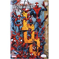 "Stan Lee Signed 2006 ""Ultimate Spider-Man"" Issue #100 Marvel Comic Book (JSA COA)"